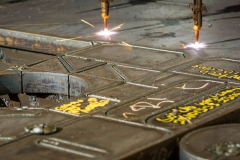 High Definition Plasma Cutting